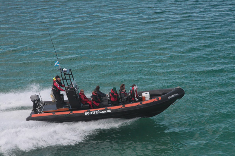 Connachar is a 9m Rigid Inflatable Boat built by DELTA,