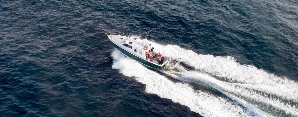 MV Lochlann Seatrek Marine